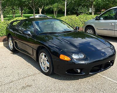 Mitsubishi : 3000GT GTO Immaculate condition, fully loaded, tons of new parts, stock, only 69,000 miles