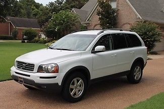 Volvo : XC90 I6 Perfect Carfax  Great Service History  Low Miles for the Year Model