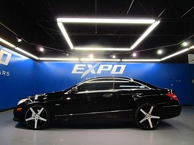 Mercedes-Benz : E-Class E350 Coupe Mercedes-Benz E350 Coupe Premium 2 Launch Pkg Sport Keyless Go Nav $59kMSRP!