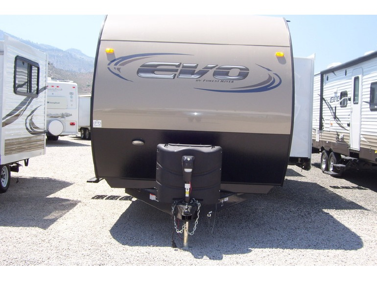2016 Evo Forest River T3250