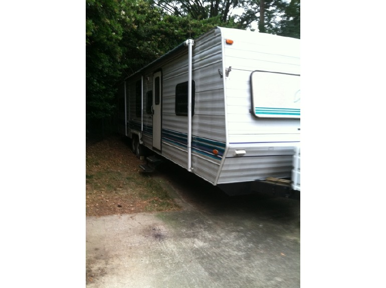 Gulf stream conquest rvs for sale in north carolina for Ample storage raleigh