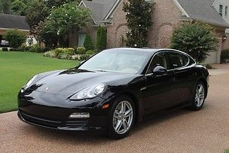 Porsche : Panamera S One Owner Perfect Carfax Low Miles Original MSRP New $101830