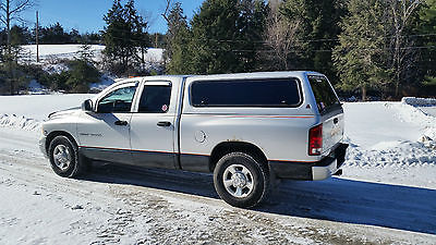 Dodge : Ram 2500 Base Crew Cab Pickup 4-Door 2003 dodge ram 2500 slt laramie 4 door 5.9 l ho cummins diesel one owner