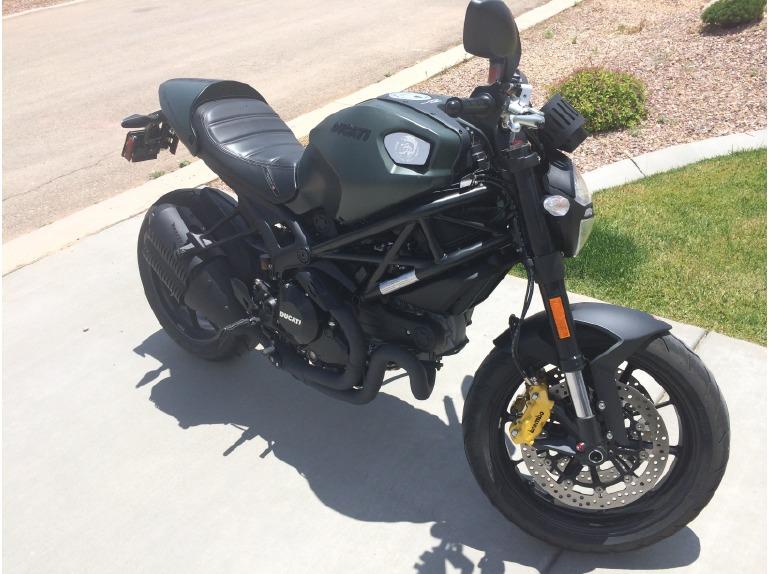 2013 ducati monster diesel diesel motorcycles for sale. Black Bedroom Furniture Sets. Home Design Ideas
