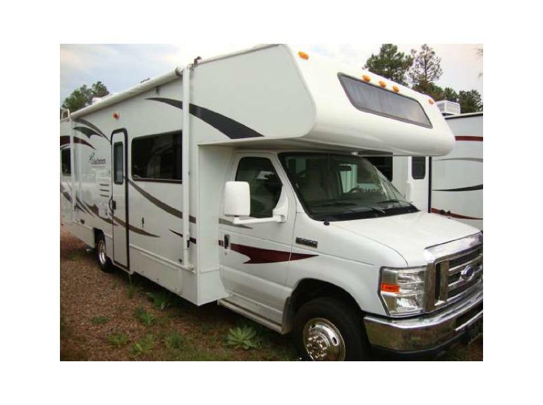 2012 Coachmen Freelander 26QB (Ford)