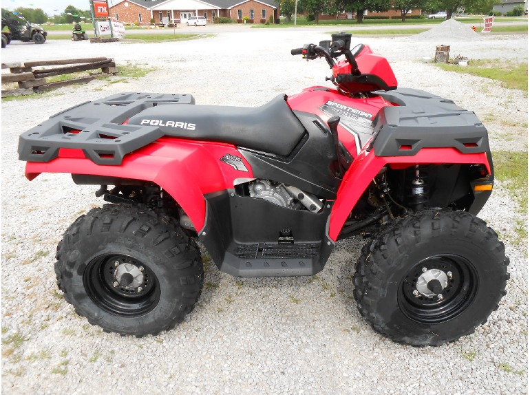 2012 Polaris Sportsman 400 HO 4X4
