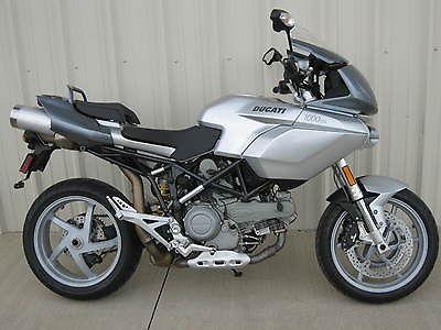 Ducati : Multistrada 2005 ducati multistrada mts 1000 ds 1000 cc adventure bike 5 000 mi like new