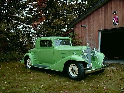 Cadillac : Other Beautiful 1933 Cadillac LaSalle 2 door coupe