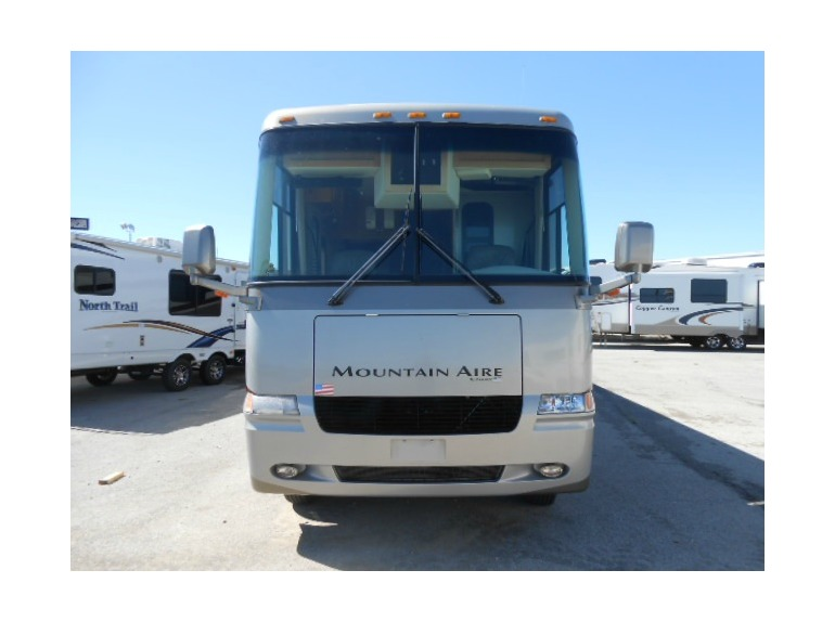 2002 Newmar Mountain Aire 3758
