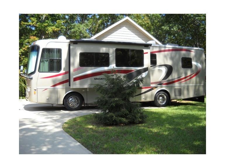 2008 Holiday Rambler Vacationer 34PDD