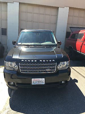 Land Rover : Range Rover Sport HSE LUX Land Rover Range Rover HSE LUX model, media pack,Fully Loaded , 2nd Owner