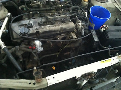 Nissan : Altima SE The car is in fair condition but I have sold some part off the car like the hood