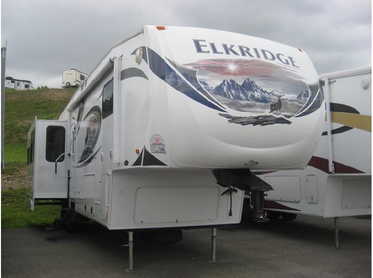2012 Heartland Elkridge ElkRidge 34TSRE