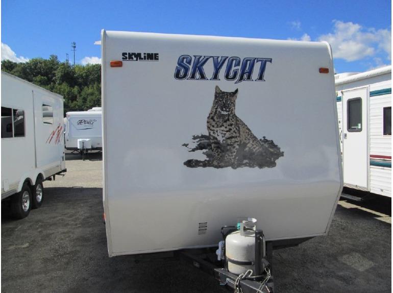 2013 Skyline Skycat 183