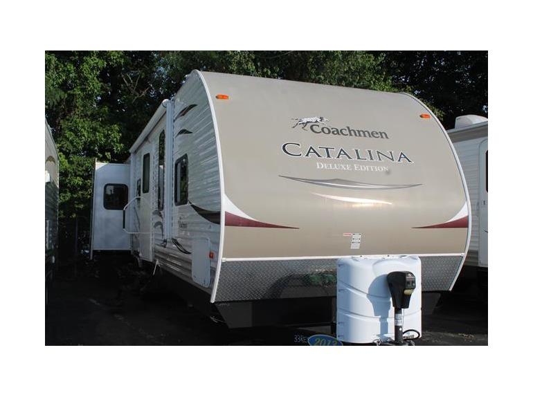 2013 Coachmen Catalina 33RES