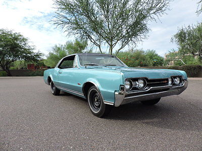Oldsmobile : 442 442 1967 olds cutlass 442