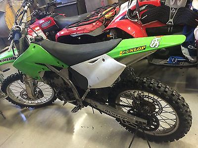Kawasaki : KX 2005 kawasaki kx 250 f dirt bike motorcycle motocross 4 stroke