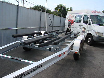 2016 Torsion three axles trailer
