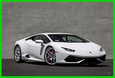 Lamborghini : Other LP610-4 2015 lamborghini huracan lp 610 4 v 10 awd hard loaded with 3 k miles west coast ca