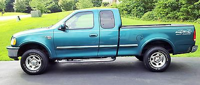 Ford f150 xlt 3 door kingcab cars for sale in virginia for 1998 ford f150 motor for sale