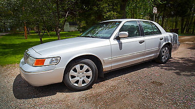 Mercury : Grand Marquis GS Mercury Grand Marquis GS Low Miles *Great Shape*