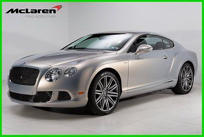 Bentley : Continental GT Speed 2013 speed used turbo 6 l w 12 48 v automatic awd premium