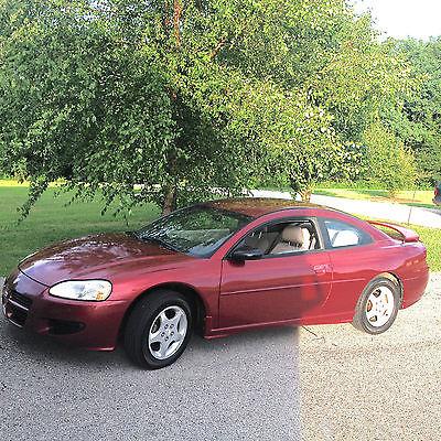 Dodge : Stratus SE Coupe 2-Door Dodge Stratus ES Coupe 2 Door