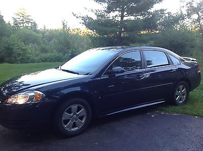 Chevrolet : Impala LT Sedan 4-Door 2009 chevrolet impala lt loaded with leather