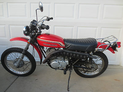 1972 Kawasaki 175 Motorcycles for sale