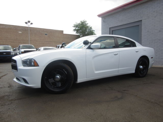 Ex Police Car Auctions >> 2012 Dodge Charger Se Sedan 4d Cars for sale