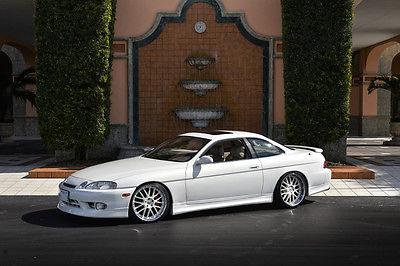 Lexus : SC Premium 2000 lexus sc 300 434 hp single turbo 2 jzgte auto couture vip custom interior