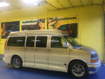 GMC : Savana Conversion Van Explorer 2007 gmc savana luxury explorer conversion van