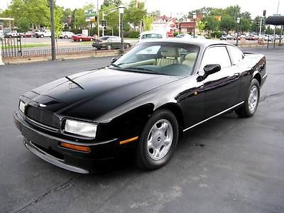 Aston Martin : Other .. 1991 aston martin virage 1 of 54 limited edition 21 k certified miles