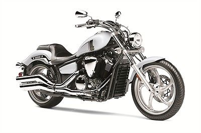 Yamaha : Other 2013 yamaha star stryker 1300 cruiser motorcycle new w warranty buy it now 8999