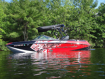 2015 Nautique Super Air Team Edition G21 Signed by Shaun Murray with Warranty