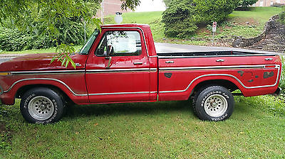 1979 ford f100 ranger cars for sale ford f 100 short bed 1979 ford f 100 ranger xlt standard cab pickup publicscrutiny Images