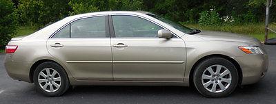 Toyota : Camry XLE 2007 toyota camry xle sedan 4 door 3.5 l
