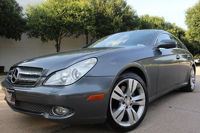 Mercedes-Benz : CLS-Class Sedan 2009 mercedes benz cls 550 premium packaqge naviga