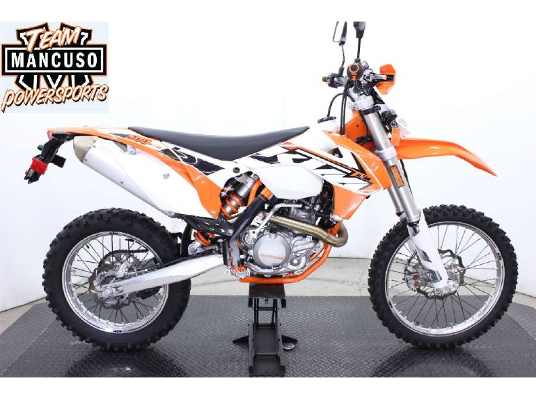 ktm 500 exc motorcycles for sale in houston, texas