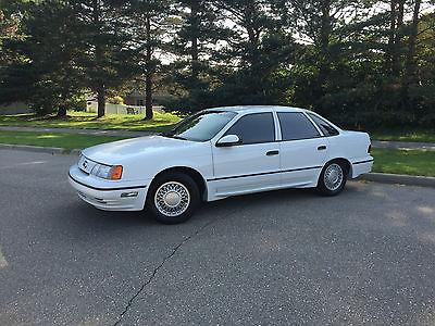 Ford : Taurus SHO 1990 ford taurus sho arizona car all original 59 k miles perfect
