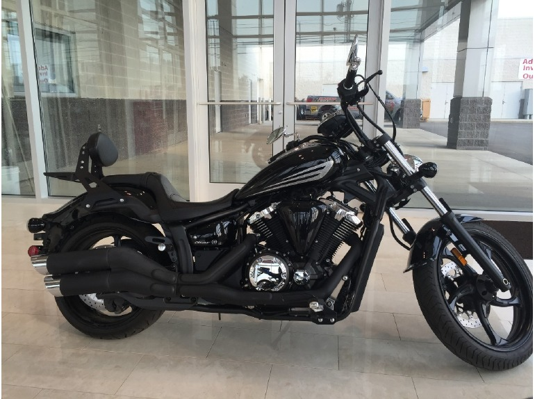 2011 Star Motorcycles Stryker