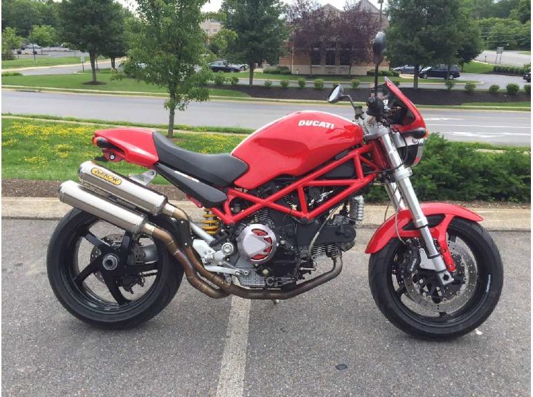 2007 ducati monster s2r 1000 motorcycles for sale. Black Bedroom Furniture Sets. Home Design Ideas