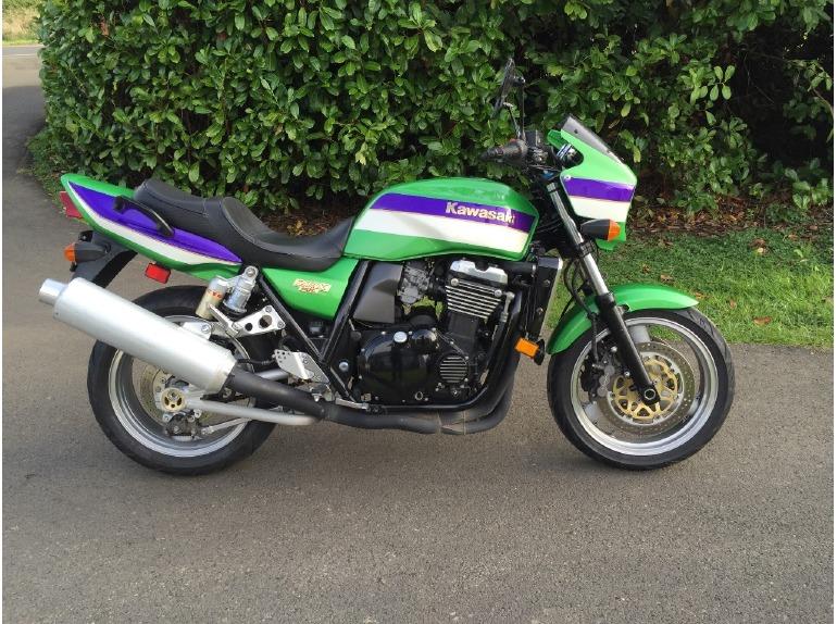 2000 Kawasaki Zrx 1100
