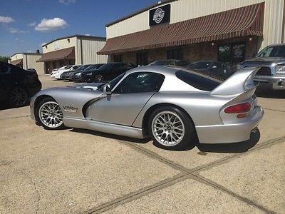 Dodge : Viper GTS 1999 dodge viper gts venom 650 r twin turbo 700 hp 10 k mi