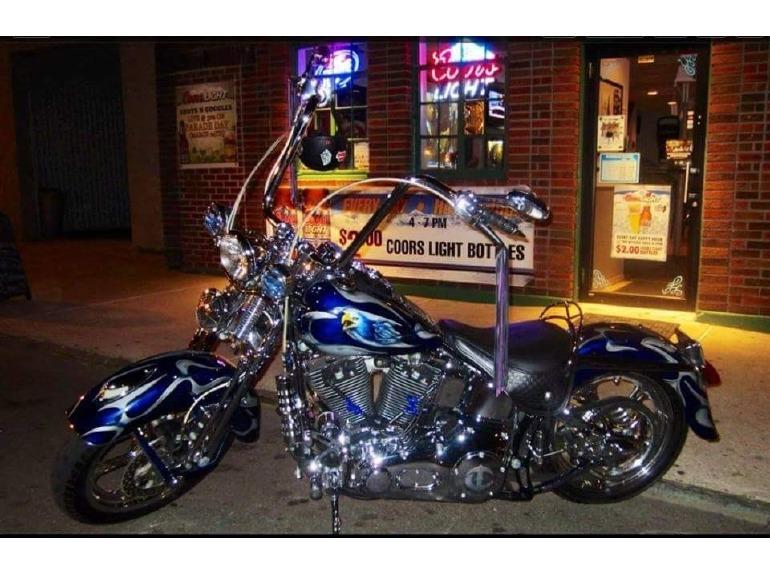 1999 Harley-Davidson Heritage Springer