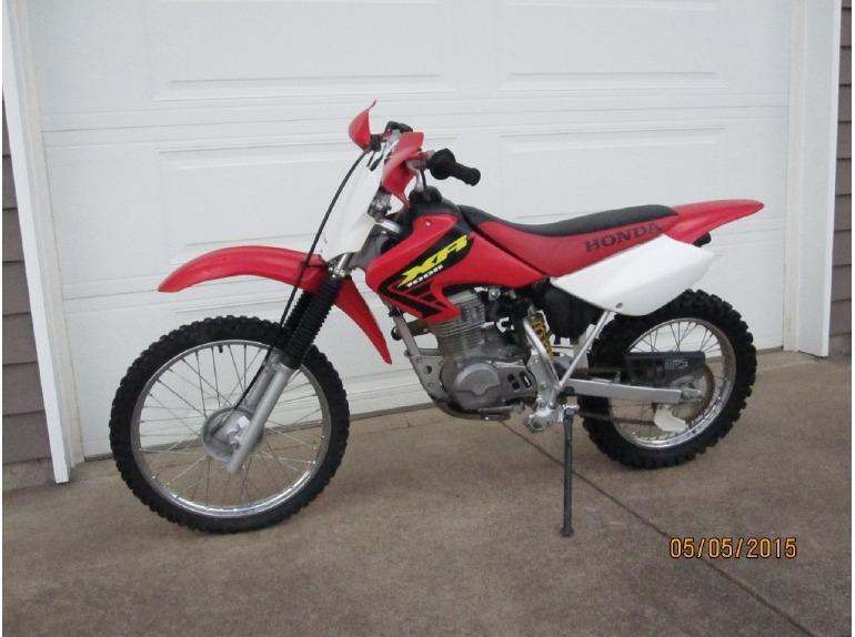 2002 Honda Xr 100