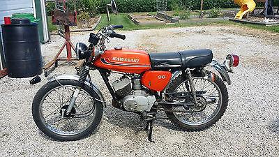 1973 Kawasaki 90 Motorcycles for sale