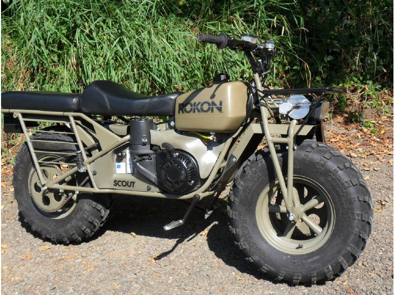 Rokon Motorcycles For Sale