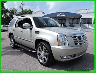 Cadillac : Escalade Luxury 2014 luxury used 6.2 l v 8 16 v automatic rwd suv moonroof bose onstar