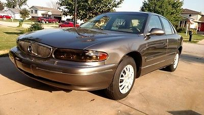 Buick : Century Custom Sedan 4-Door 2002 buick century custom sedan 4 door 3.1 l